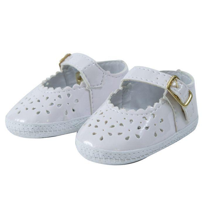 Sapato Baby Branco