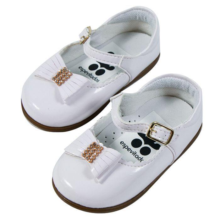 Sapato Kids Branco