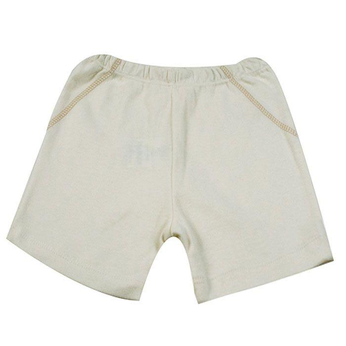 Shorts Bebê Cru