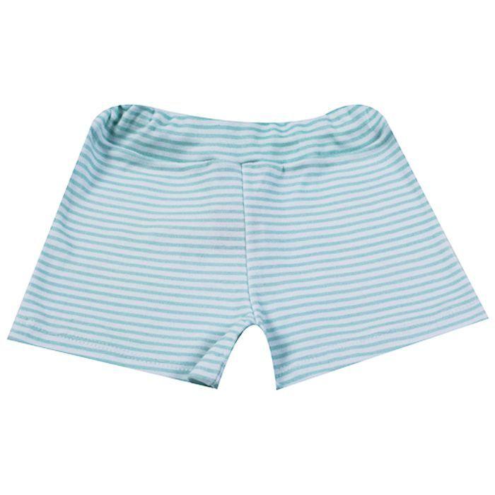 Shorts Bebê Verde