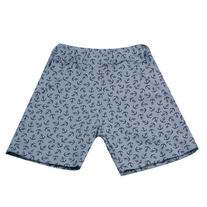 Shorts Infantill Azul