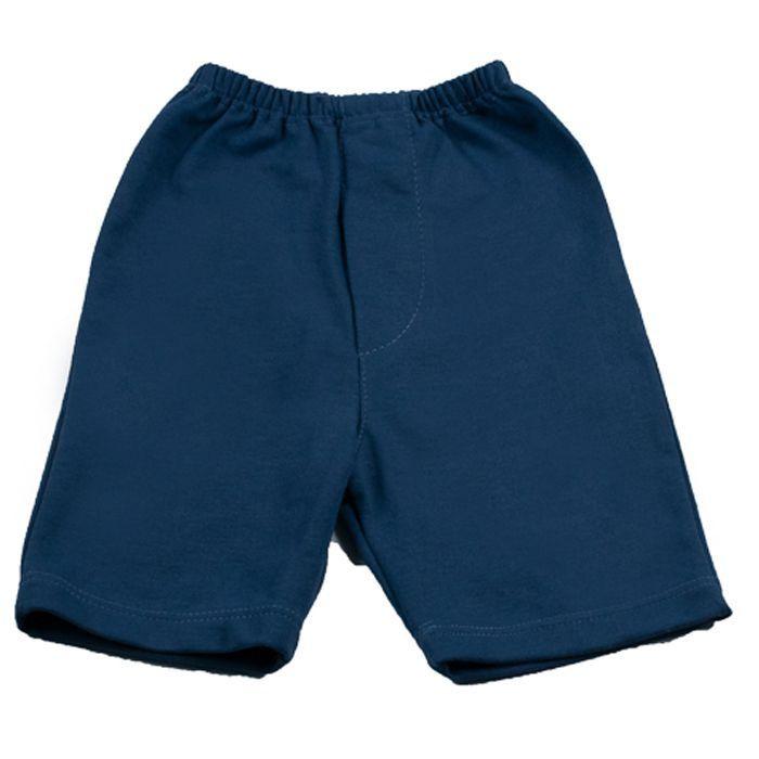 Shorts Infantill Azul Marinho