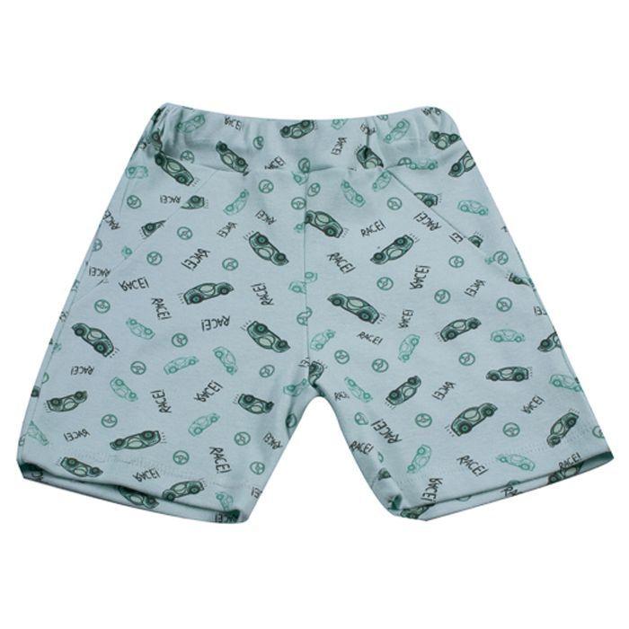 Shorts Infantill Verde