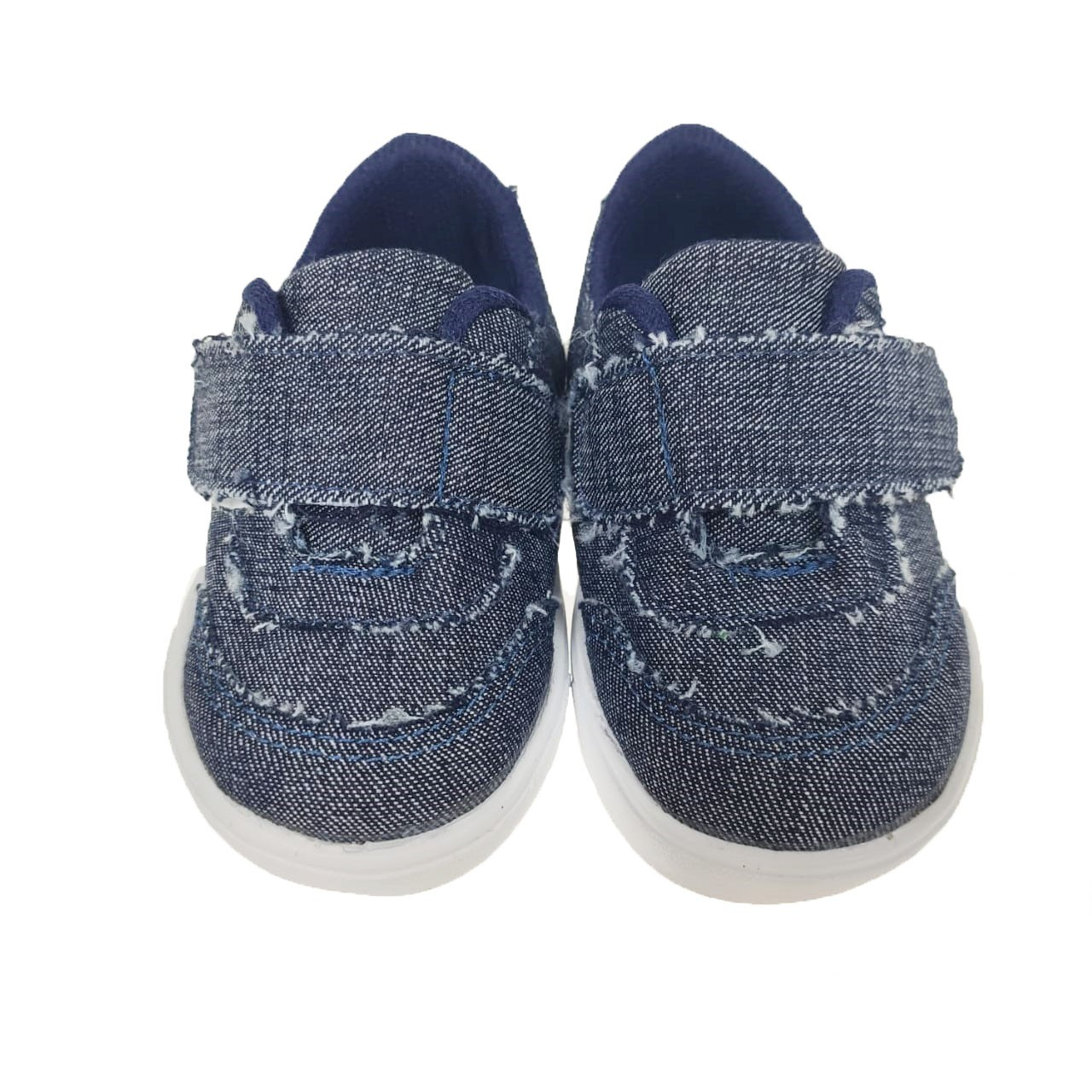 Tênis Jeans com Velcro