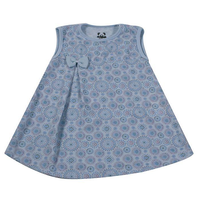 Vestido Baby Azul