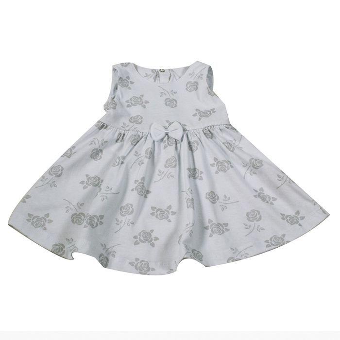 Vestido Baby Branco