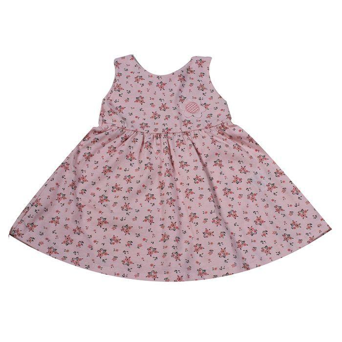 Vestido Baby Rosa