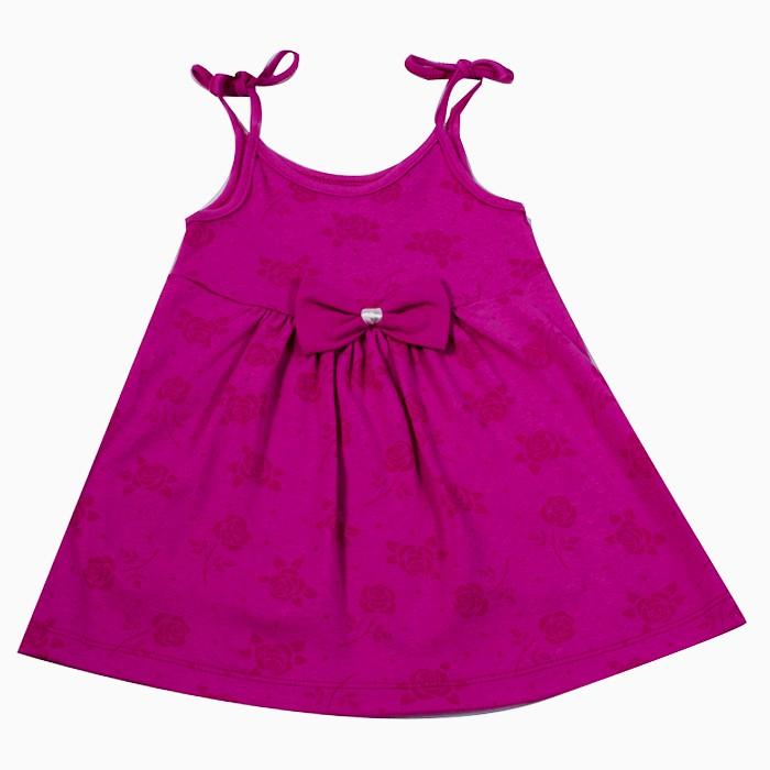 Vestido Infantil Pink