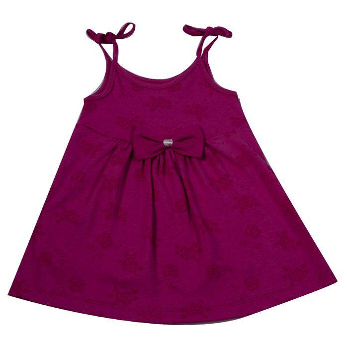Vestido Infantill Pink
