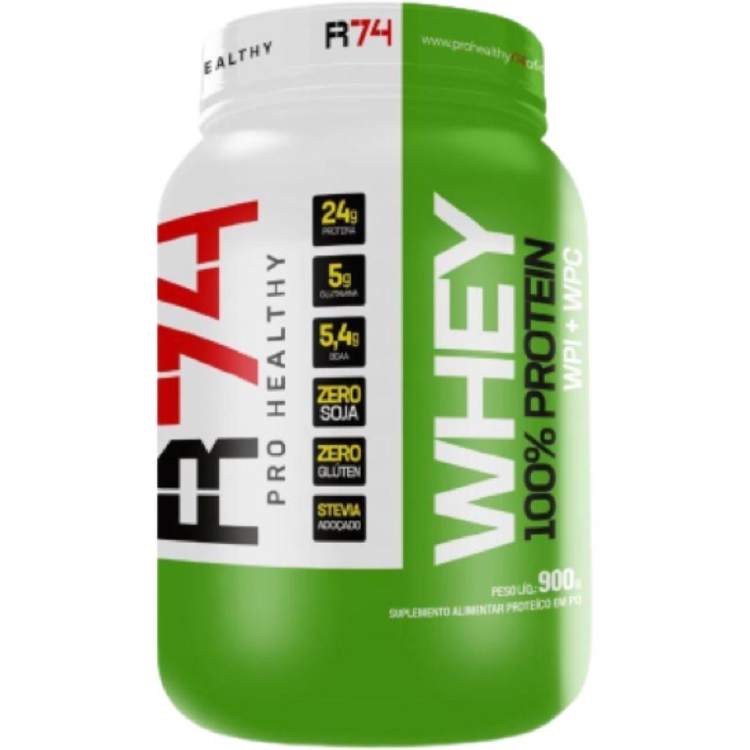 100% whey PRO HEALTHY R74