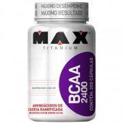 BCAA 2400 - 200 CAPS - MAX TITANIUM