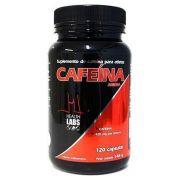CAFEINA - 120 CAPS - HEALTH LABS