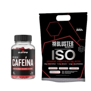 Cafeína e Iso Baunilha