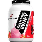 DELICIOUS WHEY MILKSHAKE DE MORANGO - 2KG - BODY ACTION