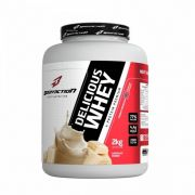 Delicious Whey 2kg Chocolate Branco - Bodyaction
