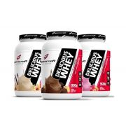 DELICIOUS WHEY - 900 GR - BODY ACTION