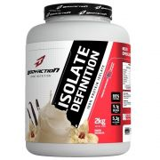 ISOLATE DEFINITION 2KG - Baunilha - Body Action