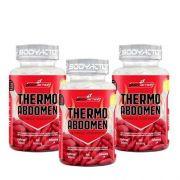 Kit 3 - Thermo Abdomen - 120 Tabletes - Bodyaction