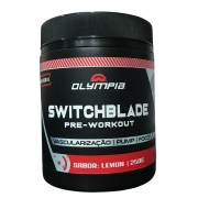Pre workout Switchblade - Olympia 25 doses sublingual - Sabor Lemon