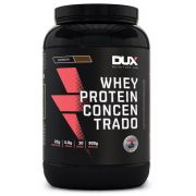 Whey Concentrado Dux 900gr - Sabor Chocolate