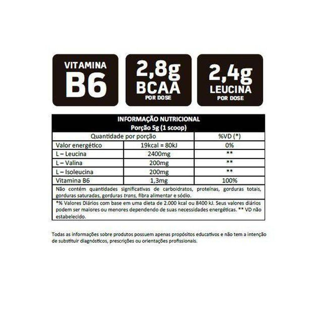 BCAA 12:1:1 - 300GR - BODY ACTION