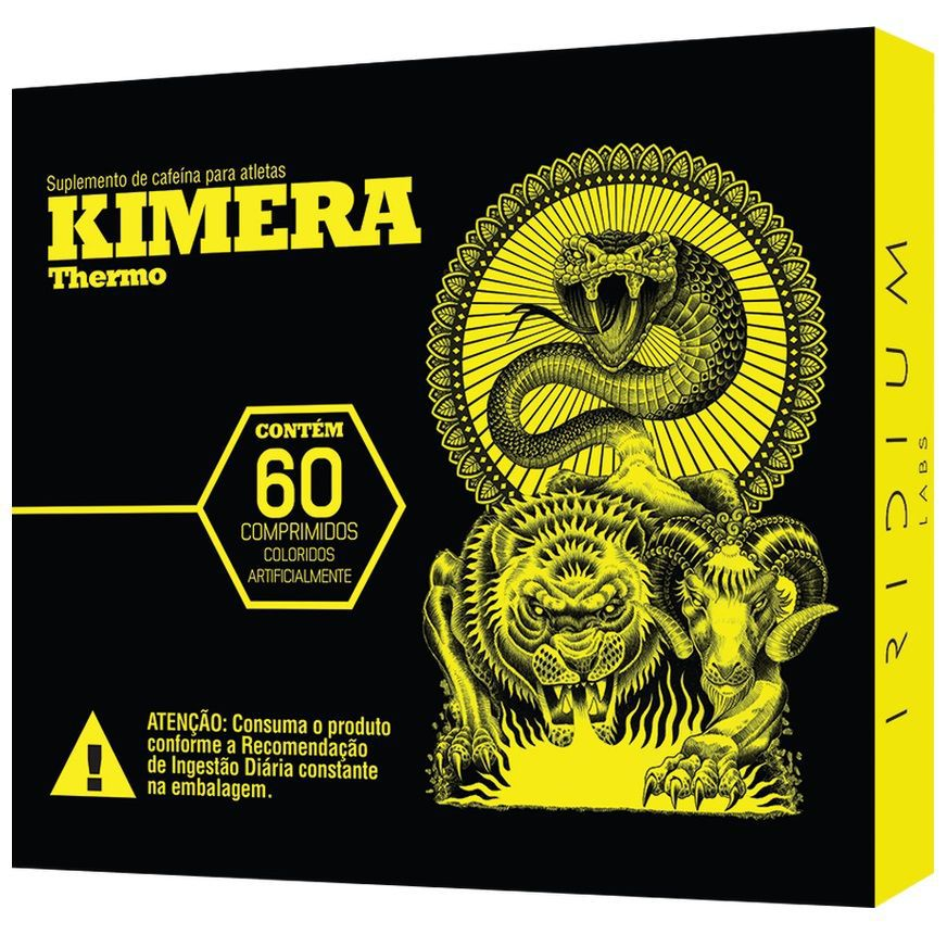 Kimera Thermo 60caps - IRIDIUM LABS