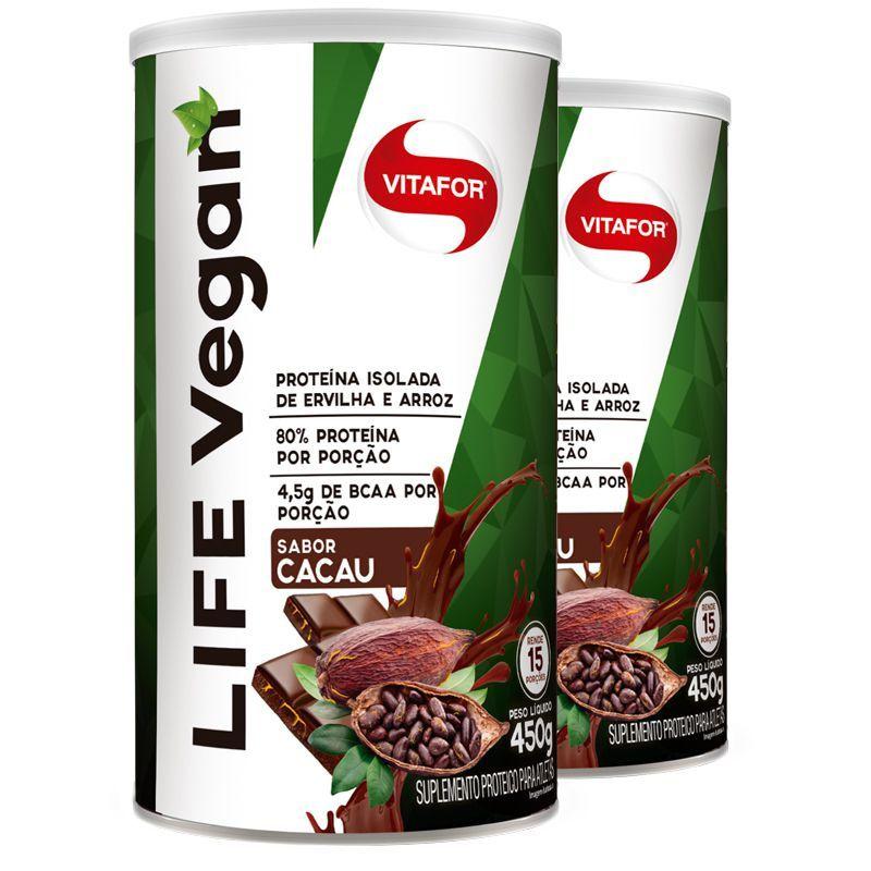 LIFE VEGAN - 450GR - VITAFOR