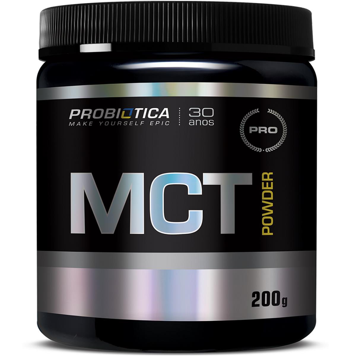MCT POWDER - 200GR - PROBIOTICA