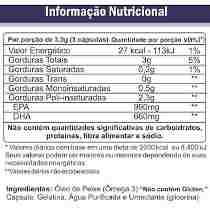 OMEGAFOR PLUS -  120 Caps - Vitafor