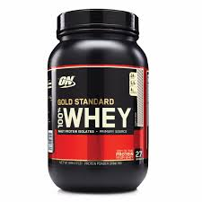 Whey Gold 100% Baunilha 2LB Optimum Nutrition - Baunilha
