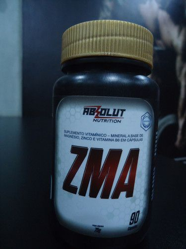 ZMA ABSOLUT - 120 CAPS