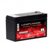 Bateria Selada Estacionária Unipower 12V 7AH UP1270E