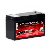 Bateria Selada Estacionária Unipower 12V 9AH UP1290