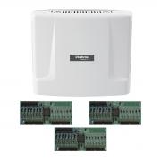Central de Interfone Intelbras Comunic 48  24 Ramais 3 Placas Desbalanceadas