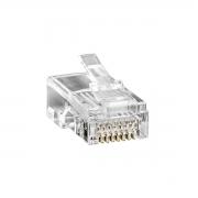 Conector RJ45 CAT5E Intelbras Conex 1000