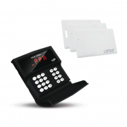 Controle de Acesso PPA Matrix PRO Receptor e Cartão RFID