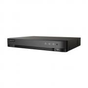 DVR Gravador de Vídeo Hikvision 4 Canais IDS-7204HQHI-M1/S AcuSense