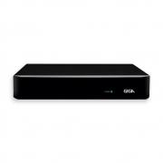 DVR HVR Multilaser Giga 8 Canais Open HD 1080p H265+