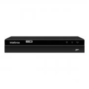 DVR Intelbras MHDX 1204 Full HD 4 Canais Gravador de Vídeo Multi HD