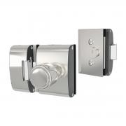 Fechadura Eletronica para Porta de Vidro AGL PV200R2I 2 Folhas