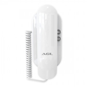Interfone Porteiro Eletrônico Monofone  Universal AGL S100