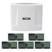 Kit Central de Interfone Intelbras Comunic 48 + 5 Placa Desbalanceada
