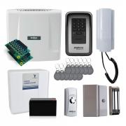 Kit Controle de Acesso Intelbras Condomínio com 12 Interfones