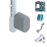 Kit Portão Eletrônico Basculante Peccinin Bravo I-HS 1/2 HP