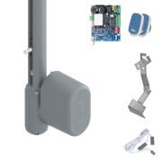 Kit Portão Eletrônico Basculante Peccinin Bravo I-HSC 1/2 HP 1,50 Metros