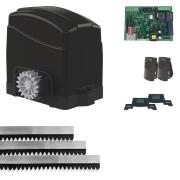 Kit Motor de Portão Deslizante AGL Trino 1/4 HP