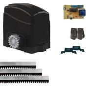 Kit Motor de Portão Deslizante AGL Trino Light 1/4 HP