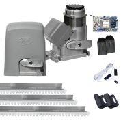 Kit Motor de Portão Deslizante Industrial PPA Dz Fort SP