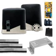 Kit Motor de Portão Deslizante PPA Dz New Home KL Custom 300 + Base