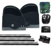Kit Motor de Portão Deslizante RCG Slider AL Slim Tx Car